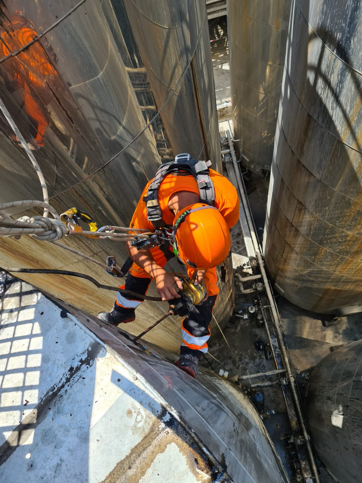 """El sector petroquímico, un escenario donde el trabajo vertical es """"exigente pero fundamental"""""""
