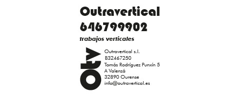 OUTRA VERTICAL, S.L.