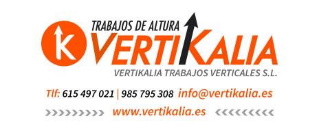 VERTIKALIA TRABAJOS VERTICALES, S.L.